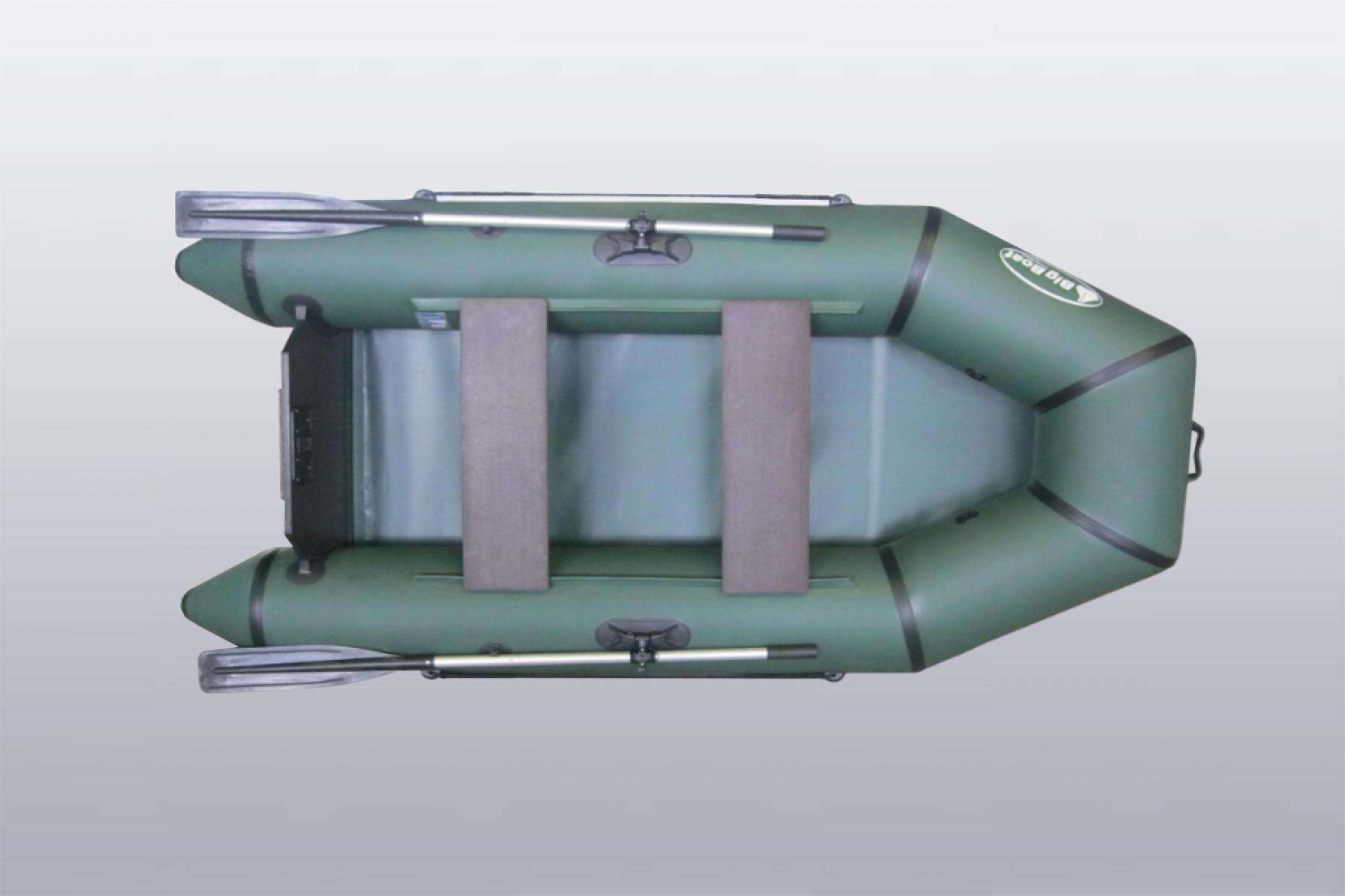 Лодка ПВХ Big Boat Т250