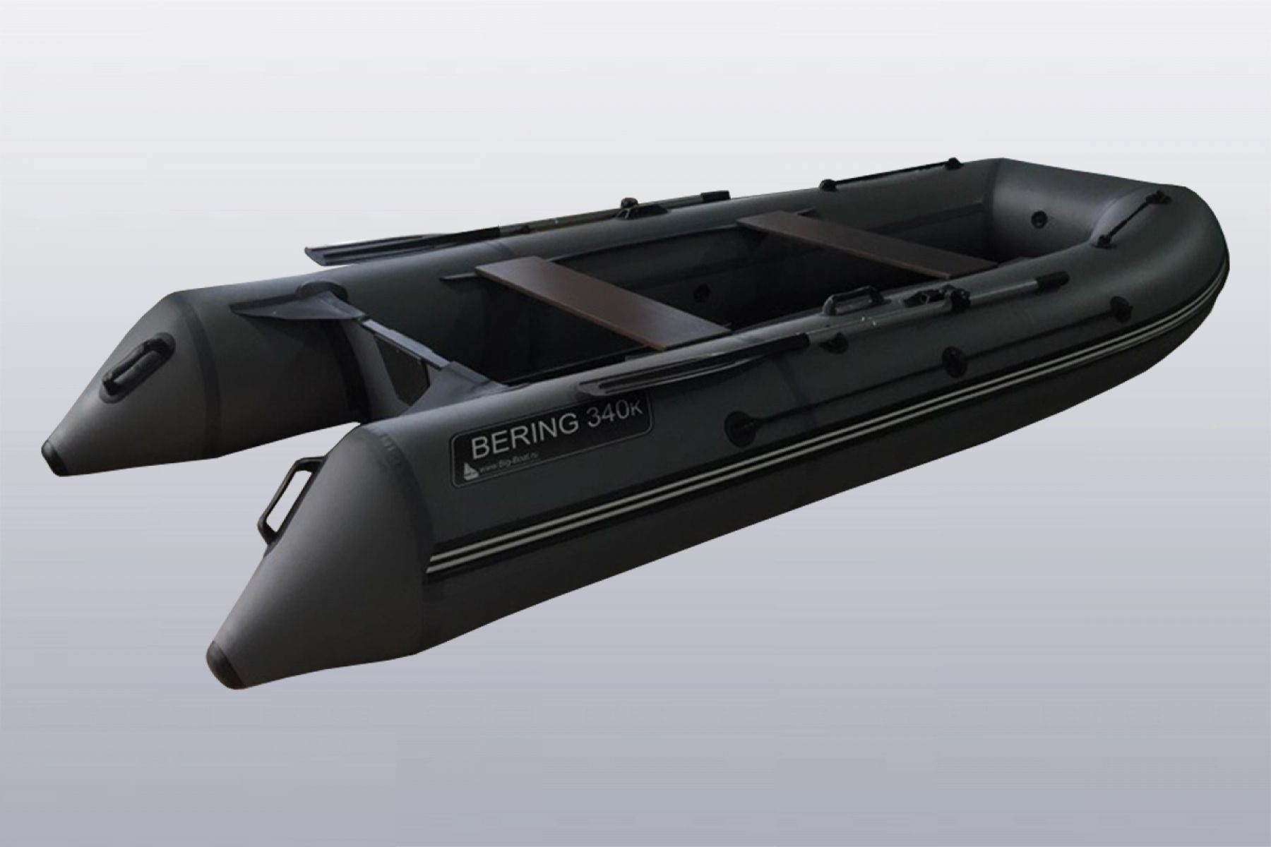 Лодка ПВХ Bering (Беринг) 340К