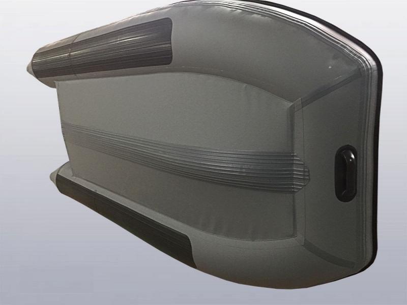 Защита баллона броней - 235 мм