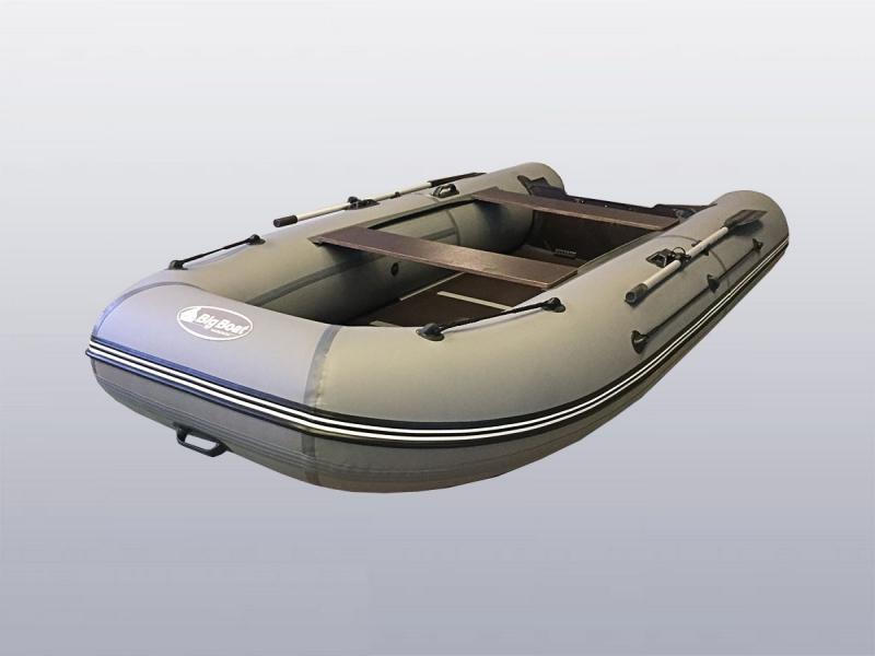 Лодка ПВХ Varyag (Варяг) 380