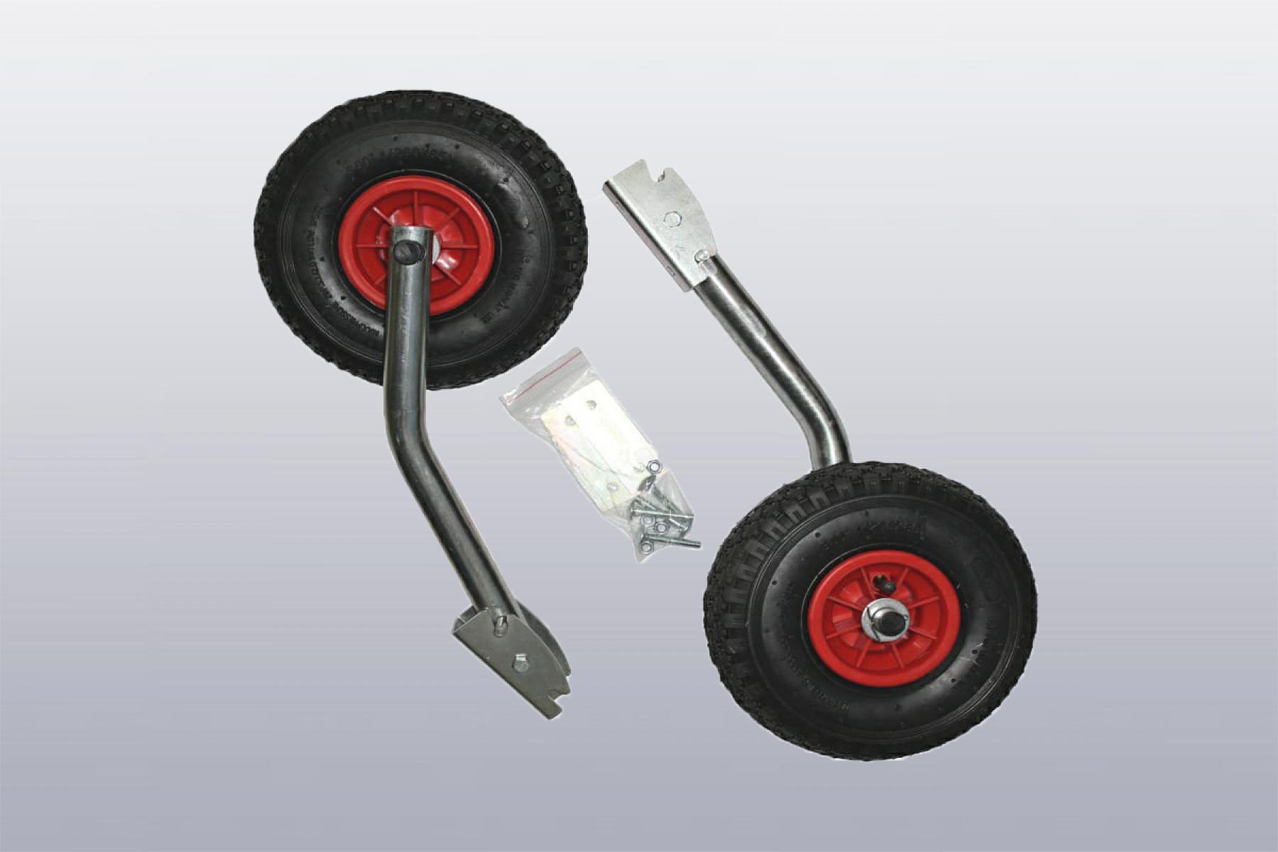 Транцевые колеса