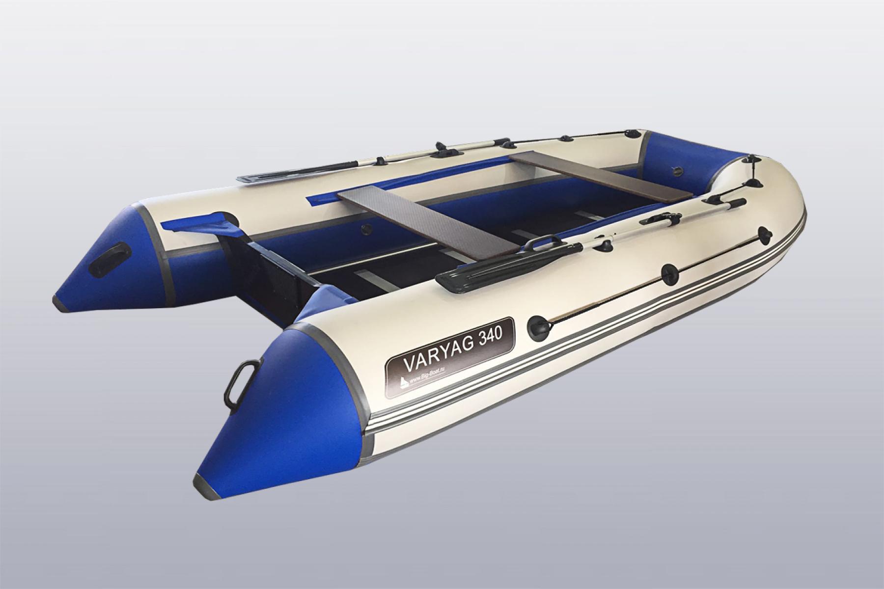 Лодка ПВХ Varyag (Варяг) 340