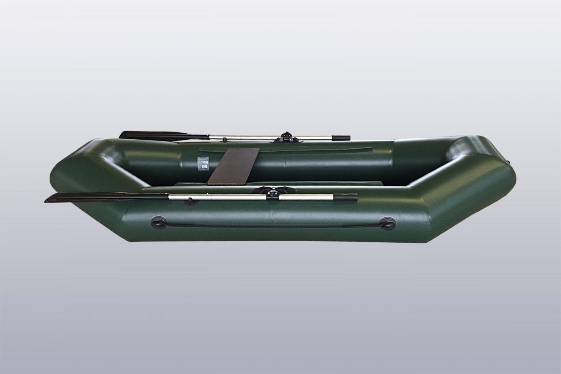 Лодка ПВХ Big Boat ТАУ240