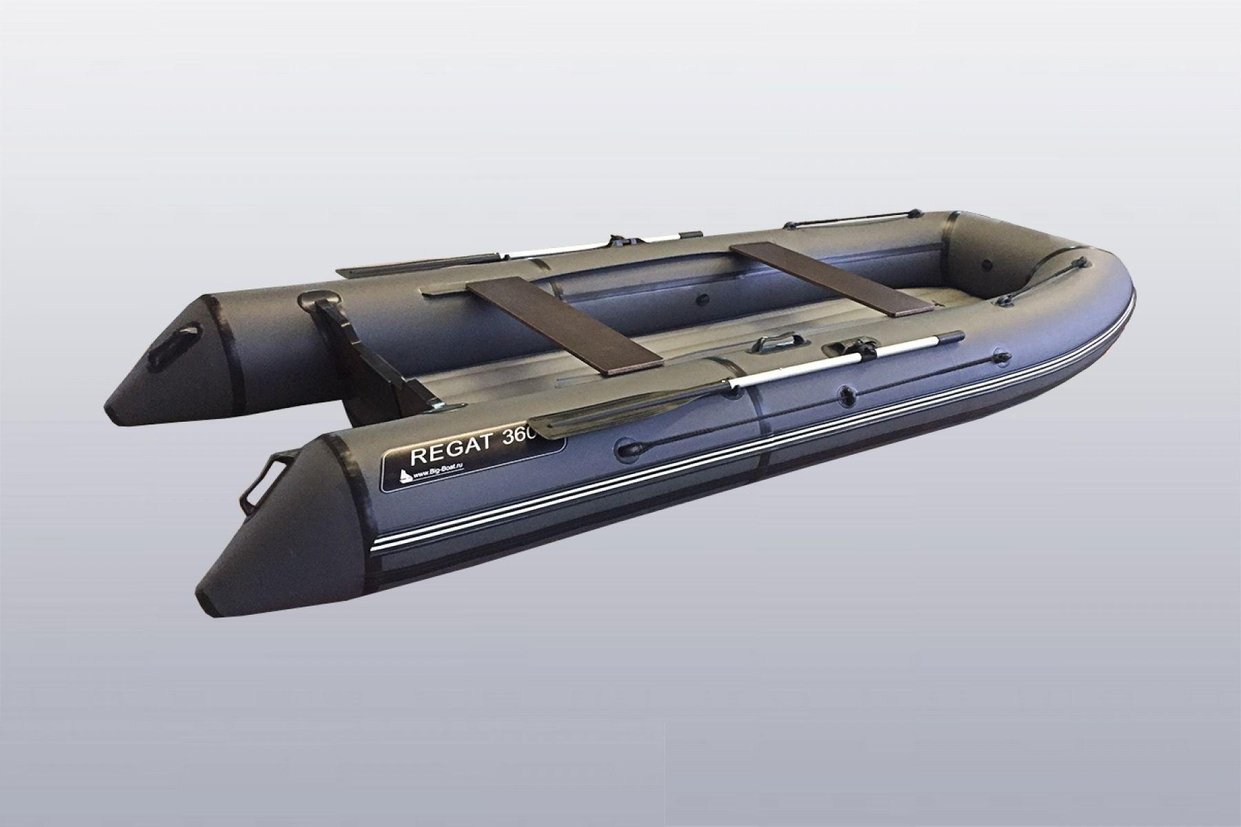 Лодка ПВХ Big Boat Regat (Регат) 360