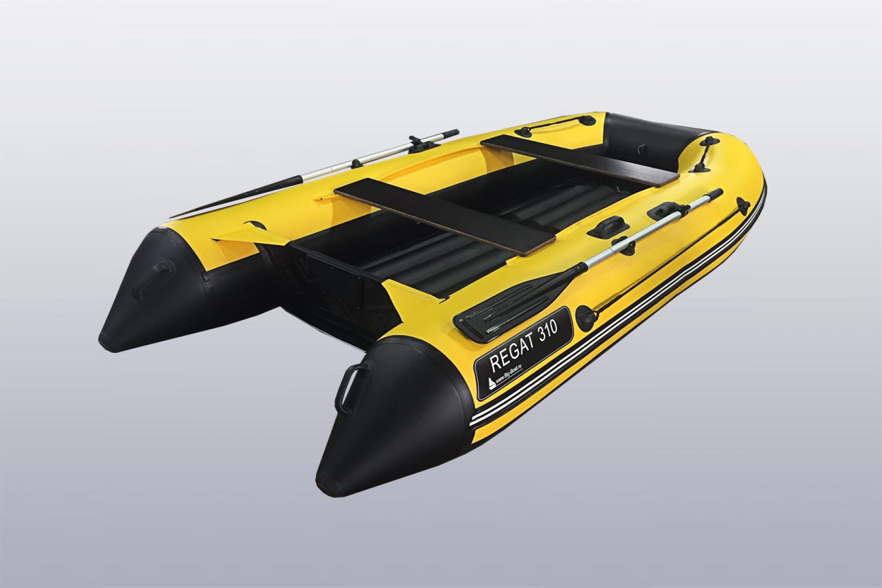 Лодка ПВХ Regat (Регат) 310