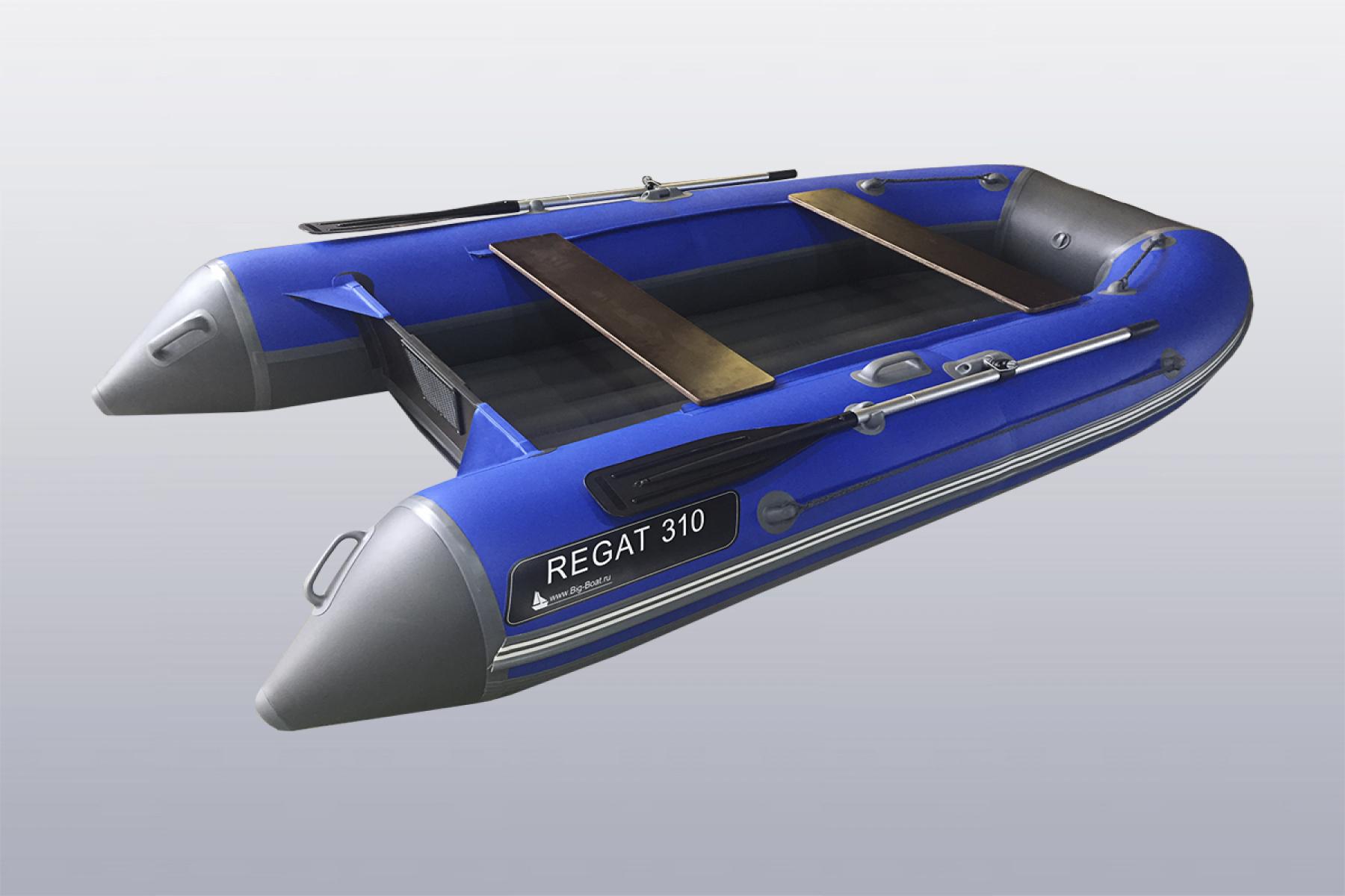 Лодка ПВХ Big Boat Regat (Регат) 310