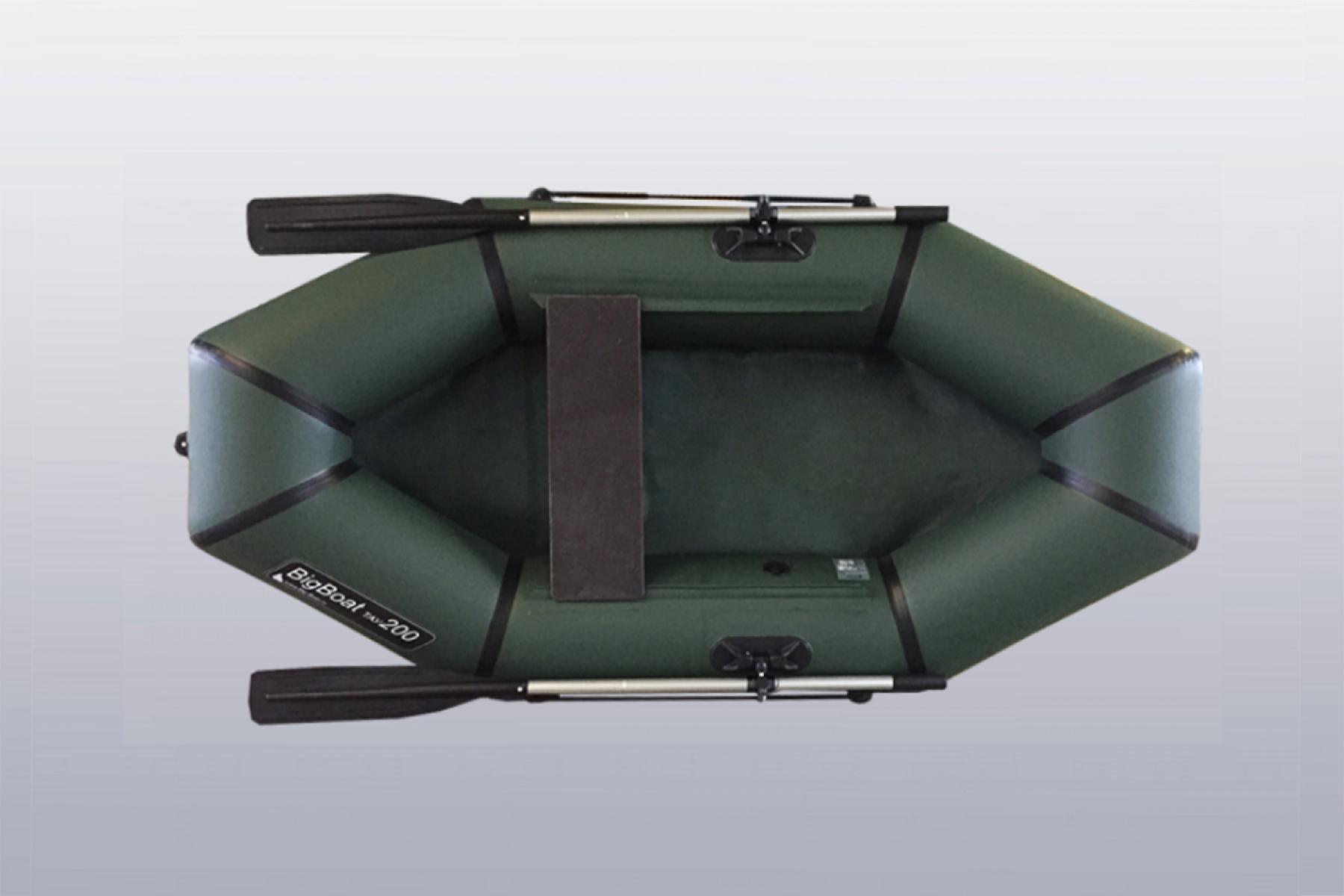 Лодка ПВХ Big Boat ТАУ200