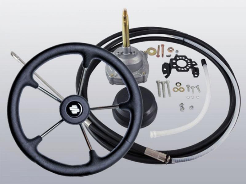 Рулевой механизм CH