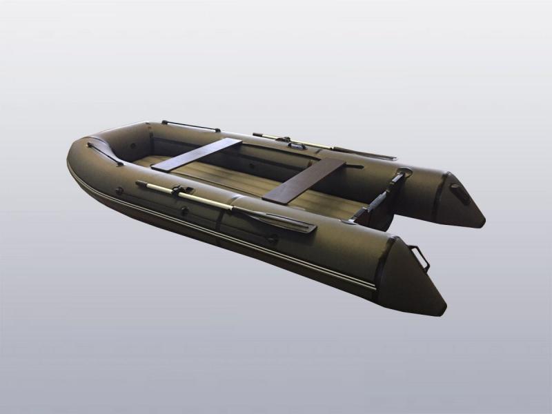 Лодка ПВХ Big Boat Regat (Регат) 380